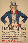 Uncle Sam I am Telling You