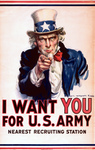 I Want You For The US Army Uncle Sam
