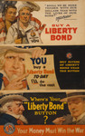Where's Your Liberty Bond Button