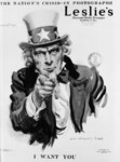 Uncle Sam in Leslie's Illustrated Newspaper