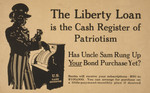 The Liberty Loan is the Cash Register of Patriotism