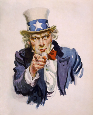 Free Photo: Uncle Sam