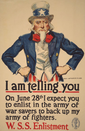 Free Photo: Uncle Sam - I am Telling You