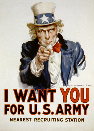 Free Photo: Uncle Sam - I Want You For US Army